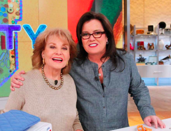 New Details Coming Out Claim Barbara Walters Created A Hostile Work Environment On 'The View'
