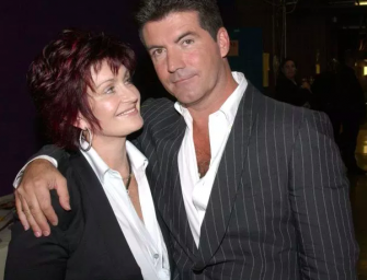 "Sharon Osbourne Claims Simon Cowell ""Fired"" Her From 'The X Factor U.K.' For Being Too Old"