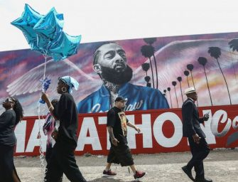 MAKE IT STOP: Hours After Nipsey's Funeral Procession 4 People Shot, 1 Fatally in Watts!