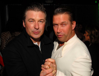 Stephen Baldwin Attacks His Own Brother (And Several Other Celebs) Over Abortion Bill In Georgia