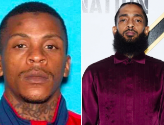 Suspect In Nipsey Hussle Murder Has Been Arrested After Two-Day Man Hunt