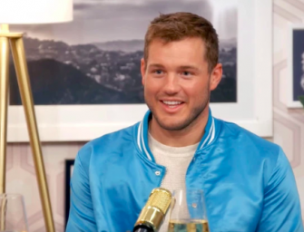 'Bachelor' Colton Underwood Is Shocked By Women's Periods And Compares Them To Pooping Your Pants (VIDEO)