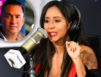Snooki Gives Update On Mike 'The Situation' Sorrentino's Prison Sentence, Says He's Having A Great Time