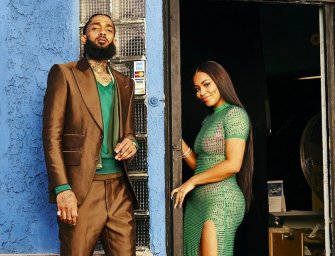 Lauren London Speaks Following Nipsey Hussle's Death, Says She'll Always Represent Her King