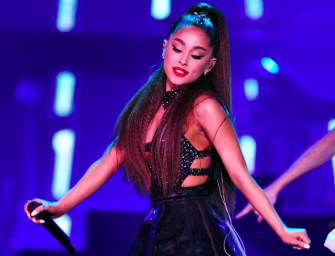 Ariana Grande Jumps On Instagram To Share Photo From Her Brain Scan Showing Effects Of PTSD