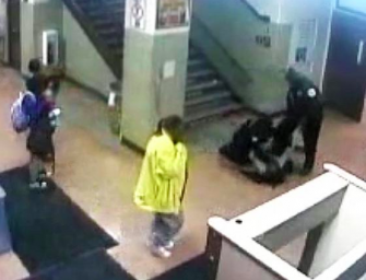 New Surveillance Footage Shows Chicago Police Dragging, Hitting And Tasing Unarmed 16-Year-Old Girl At School