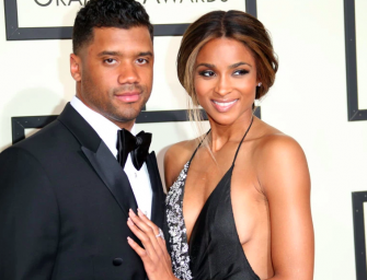 Russell Wilson Posts Video From Bed With Ciara After Becoming The Highest Paid NFL Star In The Game!