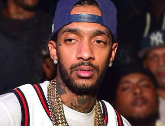 Nipsey Hussle's Family Rejects All The Donations, Says Nipsey Was Smart And Set Them Up For Life