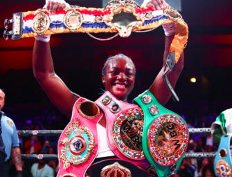 Boxing Champ Claressa Shields Says She Can Beat Top Male Boxers, Calls Out Keith Thurman