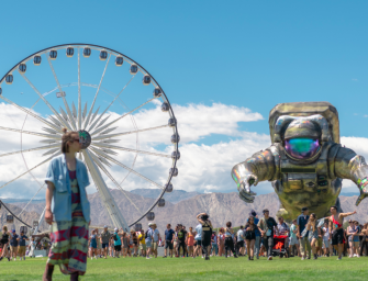 YUCK: A Record Number Of Herpes Cases Reported In California During Coachella Music Festival