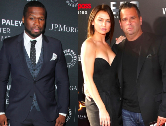 50 Cent Is Currently In A Bizarre Feud With Lala Kent And Her Producer Husband Randall Emmett