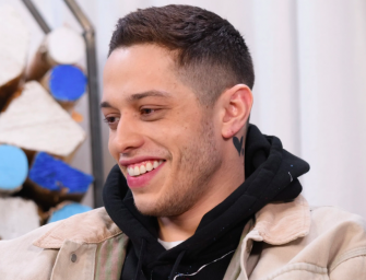 Pete Davidson Continues His Hypocritical Ways, Leaves Gig After Owner Of Club Jokes About Ariana Grande And Kate Beckinsale