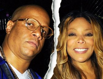 Wendy Williams is Done!  Talk Show Host Finally Files for Divorce.  Serves Papers at the Studio!