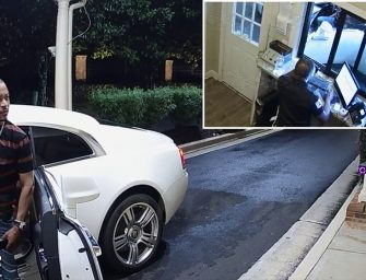 Video Released!  Footage Shows T.I. Was Right Last Year, The Guard was Asleep…but Also Shows T.I. Was Probably Driving Drunk!