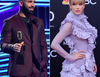 Drake Dethrones Taylor Swift As The Most-Awarded Artist In Billboard Music Awards' History!