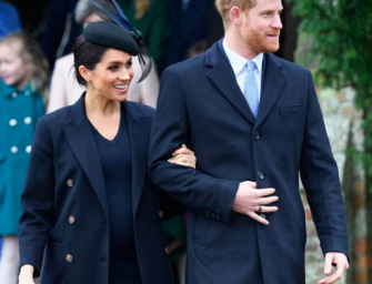 Prince Harry And Meghan Markle Welcome First Baby Together, Get All The Details Inside!