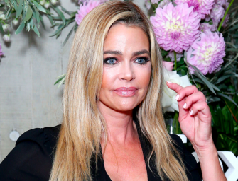 Denise Richards Reveals She Encouraged Her Husband To Get A 'Happy Ending' Massage on The Real Housewives of Beverly Hills