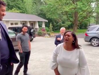 Russell Wilson Buys His Mom A House For Mother's Day, Watch The Heartwarming Video Inside!