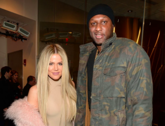 Lamar Odom Comes Clean (Dirty?) About His Sex Addiction, Says He's Been With More Than 2,000 Women
