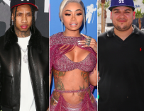 Aw, Snap! Blac Chyna Claims Rob Kardashian Is A Better Lover Than Tyga On 'The Wendy Williams Show'