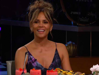Halle Berry Reveals Her Worst Movie And Talks About Mystery Actor She Won't Work With Again (VIDEO)