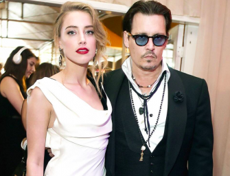 "Johnny Depp Claims Amber Heard ""Painted-On"" Her Bruises As His Defamation Lawsuit Against Her Continues"