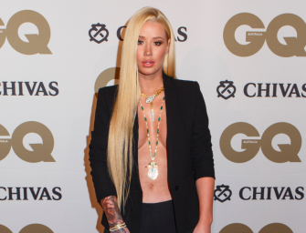 Iggy Azalea Is In Bad Place After Topless Photos Of Her Leak Online