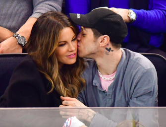 Pete Davidson Cleans His Instagram Account After Kate Beckinsale Split