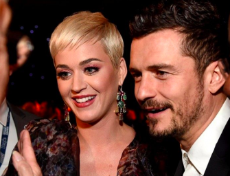 Katy Perry Says Orlando Bloom Pulled A Kanye Level Move For His Proposal