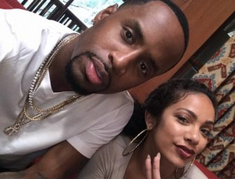 Safaree Apologizes To Erica Mena After Cheating Texts Revealed.  Erica Responds and It's Pretty Much Over!