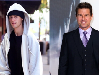 What Da Hell? Justin Bieber Just Challenged Tom Cruise To A UFC Fight, And Everyone Is Confused