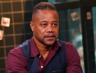 Cuba Gooding Jr. Got Super Drunk And Allegedly Squeezed A Boob That Didn't Want To Be Squeezed (VIDEO)