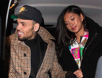 Chris Brown Is Going To Be A Father For The Second Time? 'Baby Mama' Ammika Harris Drops Some Hints