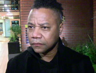 Cuba Gooding Jr. Insists He Did Not Touch Woman's Boob, Says She Came Up To Him Talking About 'Snow Dogs'
