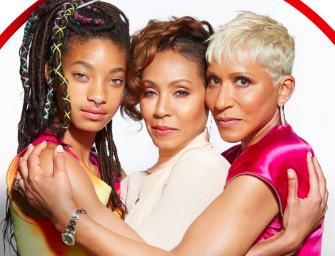 Jada Pinkett Smith Talks About That One Time She Had A Threesome