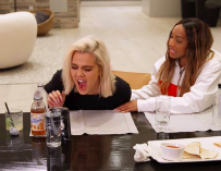 The Preview For The Season Finale Of 'Keeping Up With The Kardashians' Shows Khloe Kardashian Going Absolutely Insane Following Tristan Thompson Cheating Scandal (VIDEO)