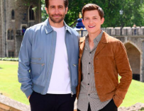 Tom Holland Explains Why He's Never Going To Workout With Jake Gyllenhaal Again (VIDEO)