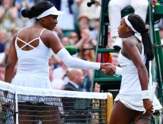 There's A New 15-Year-Old Tennis Star, And She Just Beat Venus Williams In The First Round At Wimbledon
