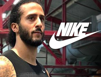 Colin Kaepernick Convinces Nike To Remove Bizarre Betsy Ross Flag Shoe, Now Leaked Pairs Are Selling For Over $2,000