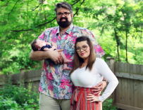 'Teen Mom' Amber Portwood Arrested For Domestic Violence, Allegedly Hit Andrew While He Was Holding Their Baby!