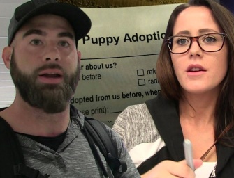 Jenelle Evans And David Eason Have New Puppies After They Shot And Killed Their Last Pup