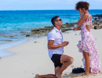Sarah Hyland And 'Bachelor In Paradise' Star Wells Adams Are Engaged (VIDEO)