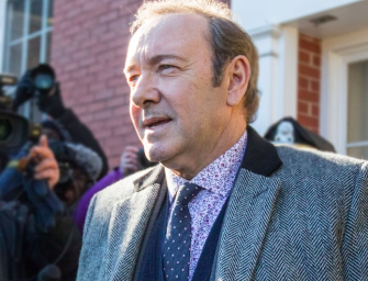 Kevin Spacey Has His Criminal Case Dismissed, Find Out Why Inside