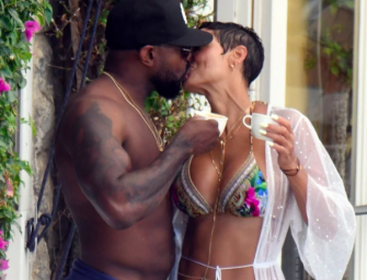 Married Director Antoine Fuqua Caught Making Out With Model Nicole Murphy, Antoine's Wife Deletes All Her Social Media (PHOTOS)