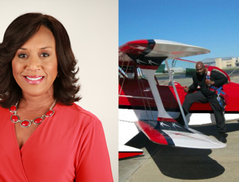 One of the First Black Aerobatic Pilots And Beloved News Anchor Die in Fiery Plane Crash!