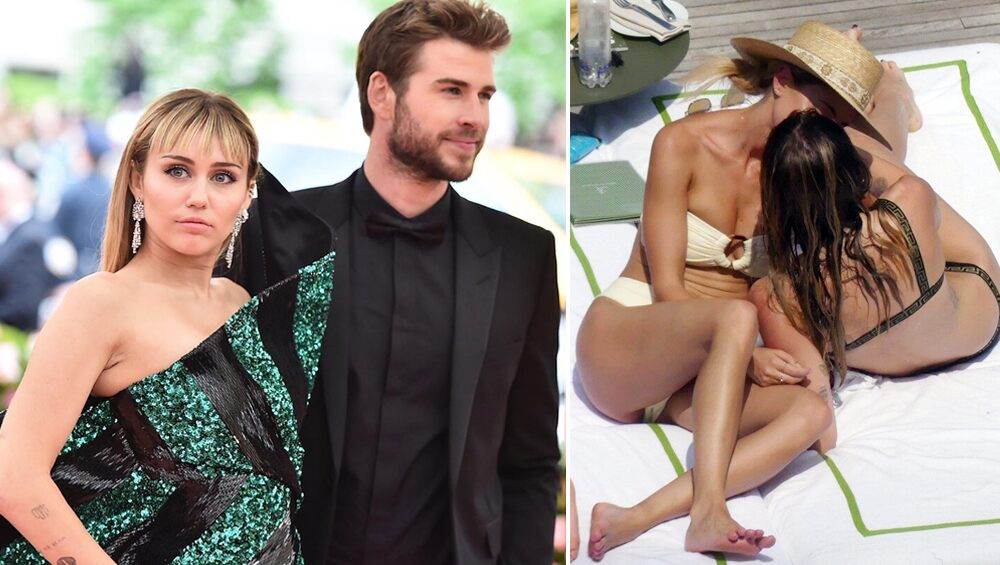 MileyCyrus-and-LiamHemsworth