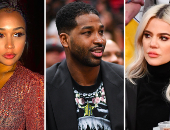 Tristan Thompson Hops On Twitter To Defend Khloe Kardashian From A Gaggle Of Haters
