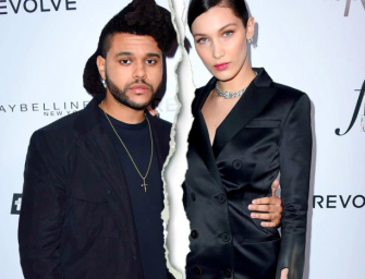 Bella Hadid And The Weeknd Are Over (For Good?) After Four Years Of Dating