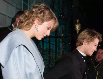 Are Taylor Swift And Joe Alwyn Engaged? Her New Song Is Fueling The Rumors!