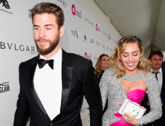 Liam Hemsworth Confirms Miley Cyrus Split, Writes Brief Note To His Fans On Instagram